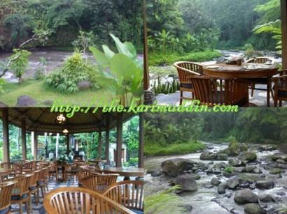 Ayung River Restaurant