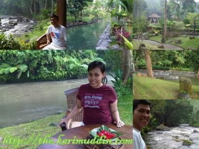 pinggir sungai ayung