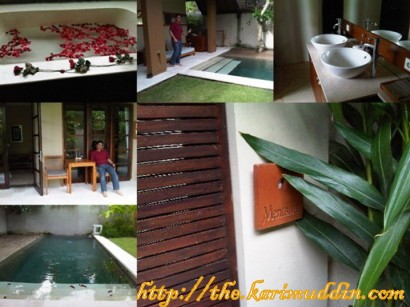 Villa Mentawai di Uma Sapna