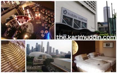 Marina Mandarin Hotel