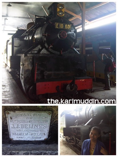 Kereta Api 'Mak Itam'
