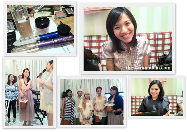 L oreal true match beauty workshop the karimuddins for Adi adrian salon