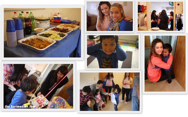 Aghnan's 3rd Birthday Lunch-001