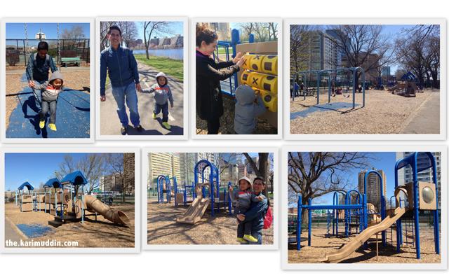 Charlesbank Playground