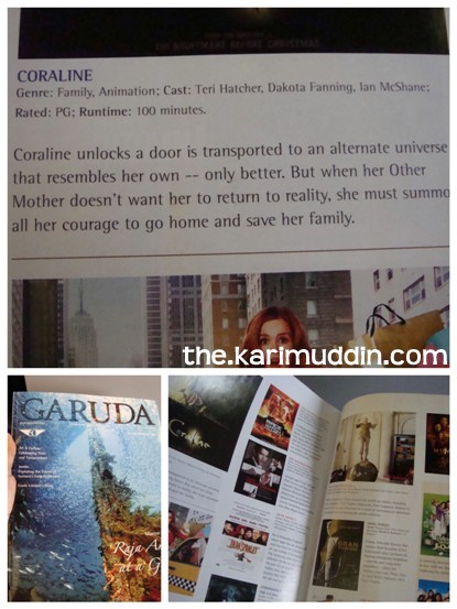 Garuda Indonesia In Flight Magazine