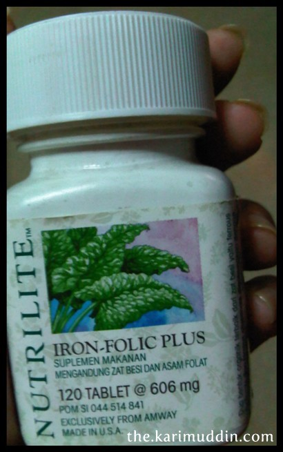 Iron Folic