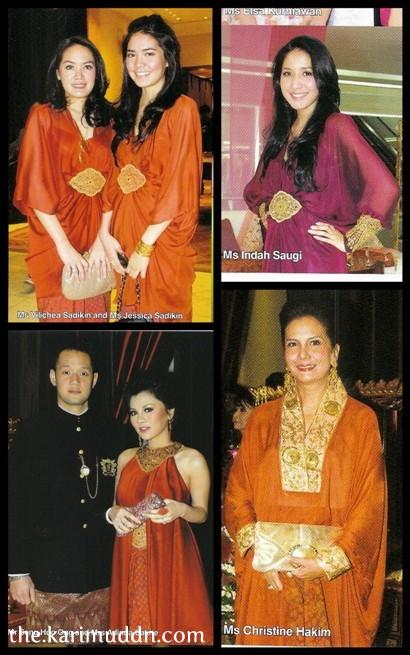 Model Kebaya Untuk Ibu Hamil The Karimuddins