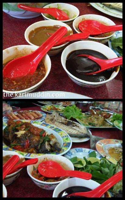 Seafood Sulawesi