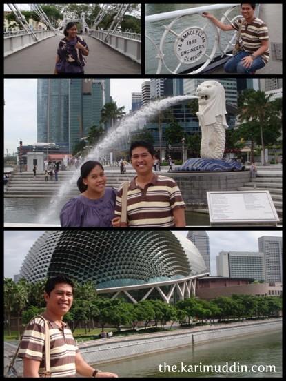 Marina Bay area