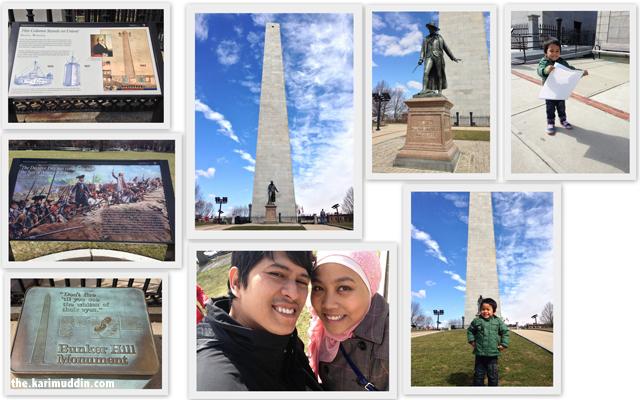 Bunker Hill and Boston Harbor-001