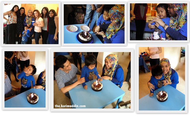 Aghnan's 3rd Birthday Lunch-002