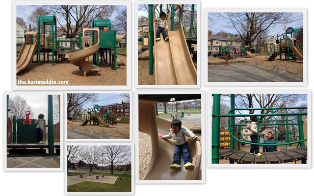 Brookline Hills Playground